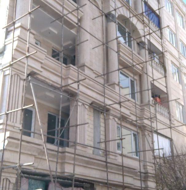 آپارتمان ۱۳۰ متری سند دار همایون ویلا